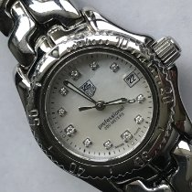 TAG Heuer Link Lady Steel 27mm Mother of pearl United States of America, Texas, Houston