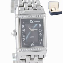 Jaeger-LeCoultre Reverso (submodel) Steel 23mm Silver Arabic numerals United States of America, New York, Huntington