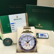 Rolex Yacht-Master II Yellow gold 44mm White No numerals United States of America, California, Costa Mesa
