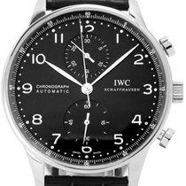 IWC Portuguese Chronograph rabljen 40.9mm Koza