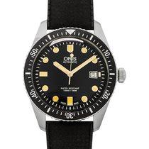 Oris 01 733 7720 4054-07 4 21 18 Steel 2021 Divers Sixty Five 42mm new