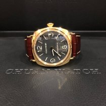 Panerai Rose gold 45mm Manual winding PAM 00231 pre-owned Singapore, Singapore