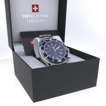 Swiss Military 46mm Kvarts 7040.9135JAM ny