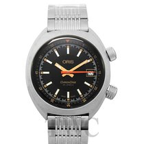 Oris Chronoris 39.00mm Black
