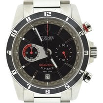 Tudor Grantour Chrono Fly-Back Steel 42mm Black No numerals United States of America, Florida, Hollywood