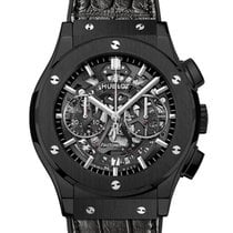 Hublot Classic Fusion Aerofusion Ceramic 45mm Transparent No numerals United Kingdom