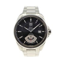 TAG Heuer Grand Carrera Staal 40mm