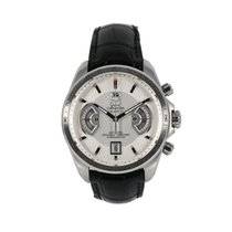 TAG Heuer Grand Carrera Staal 45mm