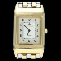Jaeger-LeCoultre Reverso Dame Or jaune 20mm Argent Arabes