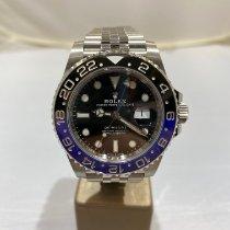 Rolex GMT-Master II 126710BLNR-0002 2020 подержанные