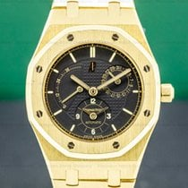 Audemars Piguet Royal Oak Dual Time 25730BA/O/0789BA/04 Very good Yellow gold 36mm Automatic