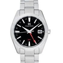 Seiko Grand Seiko new Quartz Watch with original box and original papers SBGN013