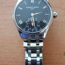 Frederique Constant Horological Smartwatch Stahl 42mm Schwarz Römisch Deutschland, Wuppertal