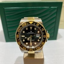 Rolex GMT-Master II 116713LN 2016 pre-owned