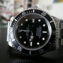 Rolex Sea-Dweller 4000 Acier 40mm Noir Sans chiffres France, Montpellier