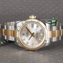 Rolex Lady-Datejust 279171 Ny Guld/Stål 28mm Automatisk Danmark, Hellerup