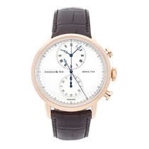 Arnold & Son Rose gold 44mm Automatic 1CHAR.S01A.C120A pre-owned