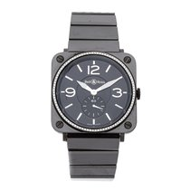 Bell & Ross Women's watch BR S 39mm Quartz pre-owned Watch only