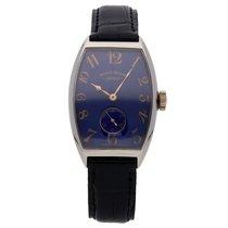 Franck Muller Casablanca White gold 42mm Blue Arabic numerals United States of America, Pennsylvania, Bala Cynwyd