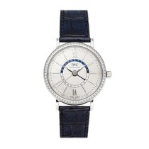 IWC Women's watch Portofino Automatic 37mm Automatic pre-owned Watch with original box and original papers
