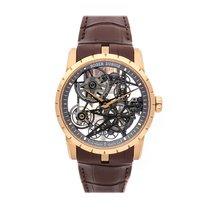 Roger Dubuis Rose gold 42mm Automatic DBEX0422 new