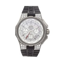 Breitling Bentley GMT Titanium 45mm Mother of pearl No numerals United States of America, Pennsylvania, Bala Cynwyd