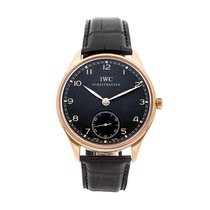 IWC Portuguese Hand-Wound IW5454-06 pre-owned