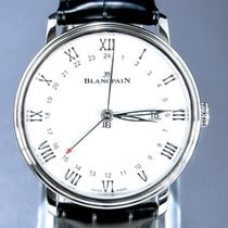 Blancpain Villeret 6662-1127-55B Very good Steel 40mm Automatic