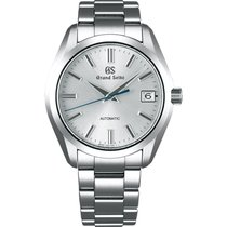 Seiko Grand Seiko Steel 42mm Silver United States of America, California, Burlingame