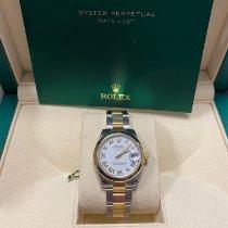 Rolex Datejust 278243 Nuovo Oro/Acciaio Automatico Italia, Caserta
