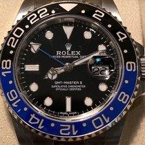 Rolex GMT-Master II 116710BLNR God Stål 40mm Automatisk Danmark, Copenhagen