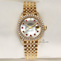 Rolex Lady-Datejust 69158 1990 pre-owned