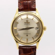 Omega Constellation 14393/4 Bueno Oro amarillo 36mm Automático