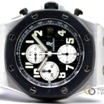 Audemars Piguet Royal Oak Offshore Chronograph Acero 42mm Negro Árabes España, Madrid