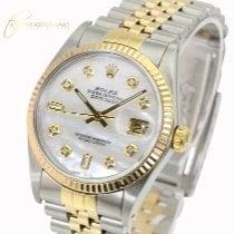 Rolex Datejust Gold/Steel 36mm Gold No numerals United States of America, California, Sherman Oaks