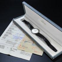 Omega De Ville Prestige Acero 33mm Plata Sin cifras