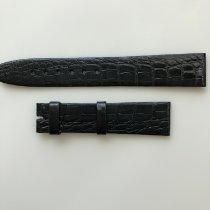 IWC Dodatki Pasek IWC nowość Skóra krokodyla Czarny