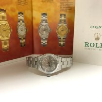 Rolex 6718 Acero 1981 Oyster Perpetual 26 25mm usados