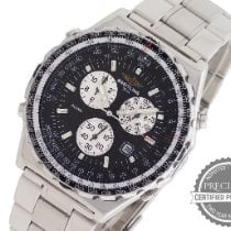 Breitling Jupiter Pilot Steel 42mm Black No numerals United States of America, Pennsylvania, Willow Grove