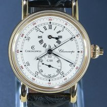 Chronoswiss CH1521 Very good Rose gold 38mm Automatic