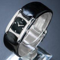 Ebel Beluga Steel 19mm Black No numerals
