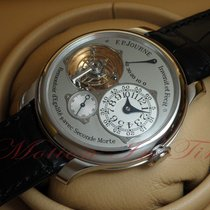 F.P.Journe Platinum 40mm Manual winding Tourbillon Souverain new United States of America, New York, New York