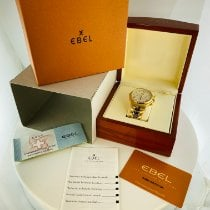 Ebel 1911 new Automatic Chronograph Watch with original box and original papers Ebel 5134901