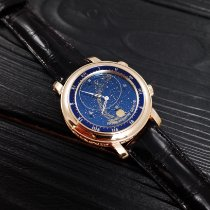 Patek Philippe Celestial Yellow gold 43mm Blue