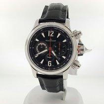 Jaeger-LeCoultre Master Compressor Chronograph 2 Acero 41.5mm Negro Sin cifras