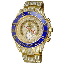 Rolex Yacht-Master II Yellow gold 44mm No numerals United States of America, New York, NEW YORK CITY