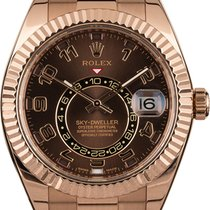 Rolex Rose gold 42mm Automatic 326935 pre-owned United States of America, New York, New York