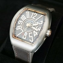 Franck Muller Vanguard Titanium 44mm Grey