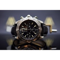 Breitling Blackbird Steel 44mm Black