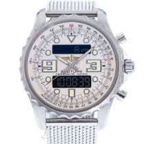 Breitling Chronospace Steel 48mm Silver United States of America, Georgia, Atlanta